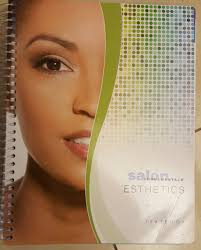 salon fundamentals esthetics textbook 9780974272313 amazon com