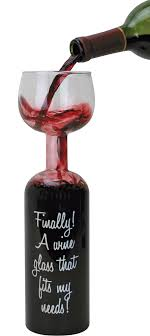 cool wine gifts wine bottle glass a real solution gifts for gals