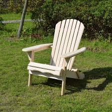 Overstock Patio Chairs Merry Products Foldable Adirondack Finish Patio Chair Kit