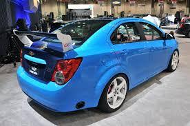 Amado SEMA 2011: Chevrolet Sonic Customs and Concepts Photo Gallery  @AJ89