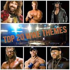 theme song quiz wwe top 20 wwe theme songs wrestling amino