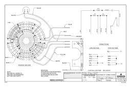 220v motor wiring diagram single phase ewiring