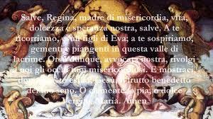 catholic prayer thanksgiving catholic prayers hail holy queen italian youtube