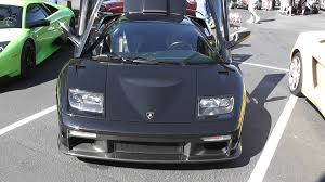 black lamborghini diablo black lamborghini diablo gt one of only 80