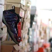 black friday flight club nike air foamposite one u0027galaxy u0027 order online at flight club