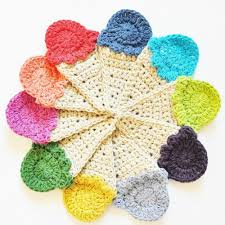 Crochet Halloween Garland Ice Cream Crochet Garland Applique Crochet Pattern By Cecilia