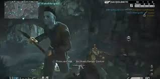 michael myers jumpsuit michael myers hits cod ghosts onslaught with a sign from the