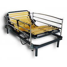barandillas para camas barandillas abatibles para camas articuladas en acero cromado