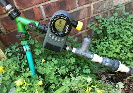 setting up drip irrigation for a healthier happier garden