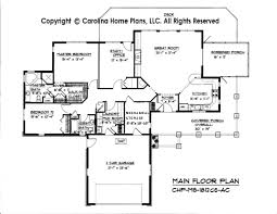 mid sized open house plan chp ms 1812 ac sq ft affordable mid