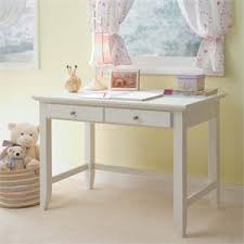 White Kid Desk Kid Desks Cymax Stores