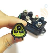 aliexpress com buy oversee trim relay 61a 81950 00 00 replace