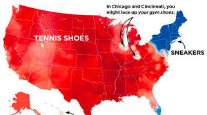 chicago map meme sneakers or tennis shoes what do you call them sbnation