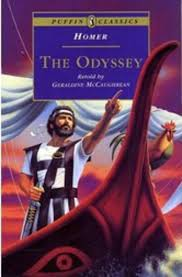 the odyssey by geraldine mccaughreanhomer scholastic