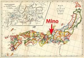 Asu Map The Story Of Mino Ware Part 03 Discover Tajimi Tajimi