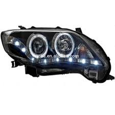 volkswagen polo headlights modified xenon headlight toyota corolla xenon headlight toyota corolla
