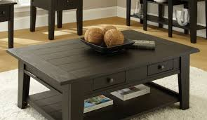 Square Black Coffee Table Table Wonderful Square Black Coffee Table With Kitchen Winsome