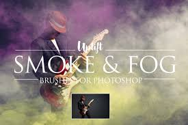 smoke u0026 fog brushes for photoshop brushes creative market