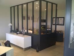 verriere entre cuisine et salle à manger verriere cuisine salon verri res metalick home verriere cuisine