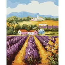 Exquisite Home Decor Popular Diy Oil Painting Field Buy Cheap Diy Oil Painting Field