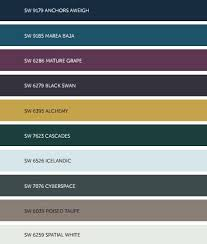 Trending Colors For Home Decor 139 Best 2017 Color Trends Images On Pinterest Wall Colors