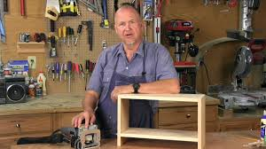 Woodworking Shows On Tv by How To Make A Biscuit Joint Family Handyman