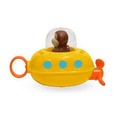 pull u0026 go submarine bath toy moma design store
