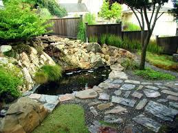 Large Backyard Landscaping Ideas Patio Ideas Patio Waterfalls Ideas Back Yard Patio Landscaping