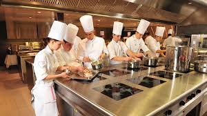 hote de cuisine restaurant de l hôtel de ville crissier