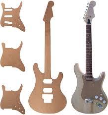 woodworking electric guitar architecture design portfolio