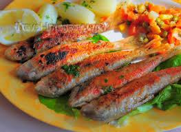 cuisine algerien algeria algérie béjaïa bougie bgayet kabylie fried