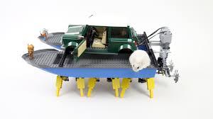 custom lego mini cooper sariel pl amphibious mini cooper