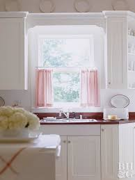 white lacquer kitchen cabinets cost low cost cabinet makeovers better homes gardens