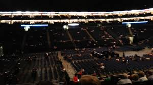 o2 arena london block 101 row v seat 43 youtube