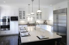 white kitchen black island transitional white kitchen transitional white kitchen w black