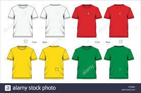 blank clothing design templates blank front and back polo t shirt