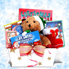 Gift Baskets For Kids Best Kids Christmas Gift Basket Age 10 And Under