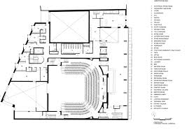 stage floor plan liverpool everyman theatre by haworth tompkins with old and new bricks