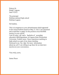 Example Of Block Style Letter by Example Of Full Block Style Application Letter Cover Letter