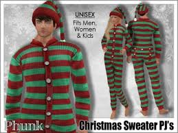 Sweater Pajamas Second Marketplace Phunk Mesh Sweater Pajamas