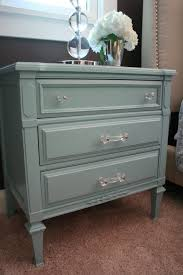 Blue Bedroom Furniture by Ideas For Updating An Old Bedside Tables Nightstands Behr And