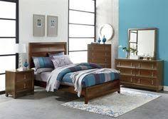 grayson classic dark walnut wood master bedroom set bedrooms