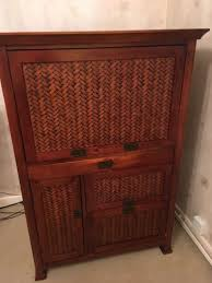 computer u0027hideaway u0027 cabinet by lombok in swansea gumtree