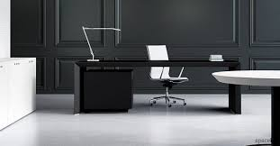Black Office Desk Design Led Office Desks White Bench Desks Minimalist Office Desks