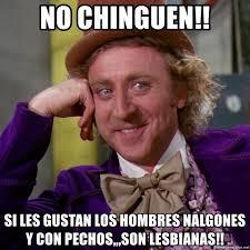 Memes De Nalgones - no chinguen si les gustan los hombres nalgones y con pechos son