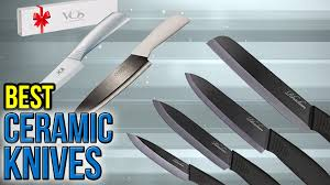 Ceramic Kitchen Knives 8 Best Ceramic Knives 2017 Youtube