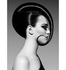 history of avant garde hairstyles swirl slicked avant garde hair because looking like an alien