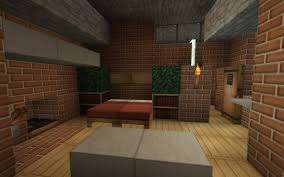Minecraft Bedroom Furniture Real Life by Minecraft Bedroom Wall Mural How To Make Furniture In Pe Creative