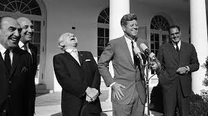 kennedy camelot bob mondello remembers columbus day 1963 and a visit to camelot npr