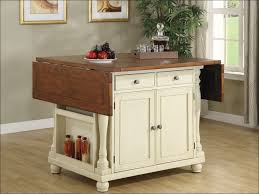 kitchen microwave stand with hutch marble top kitchen cart